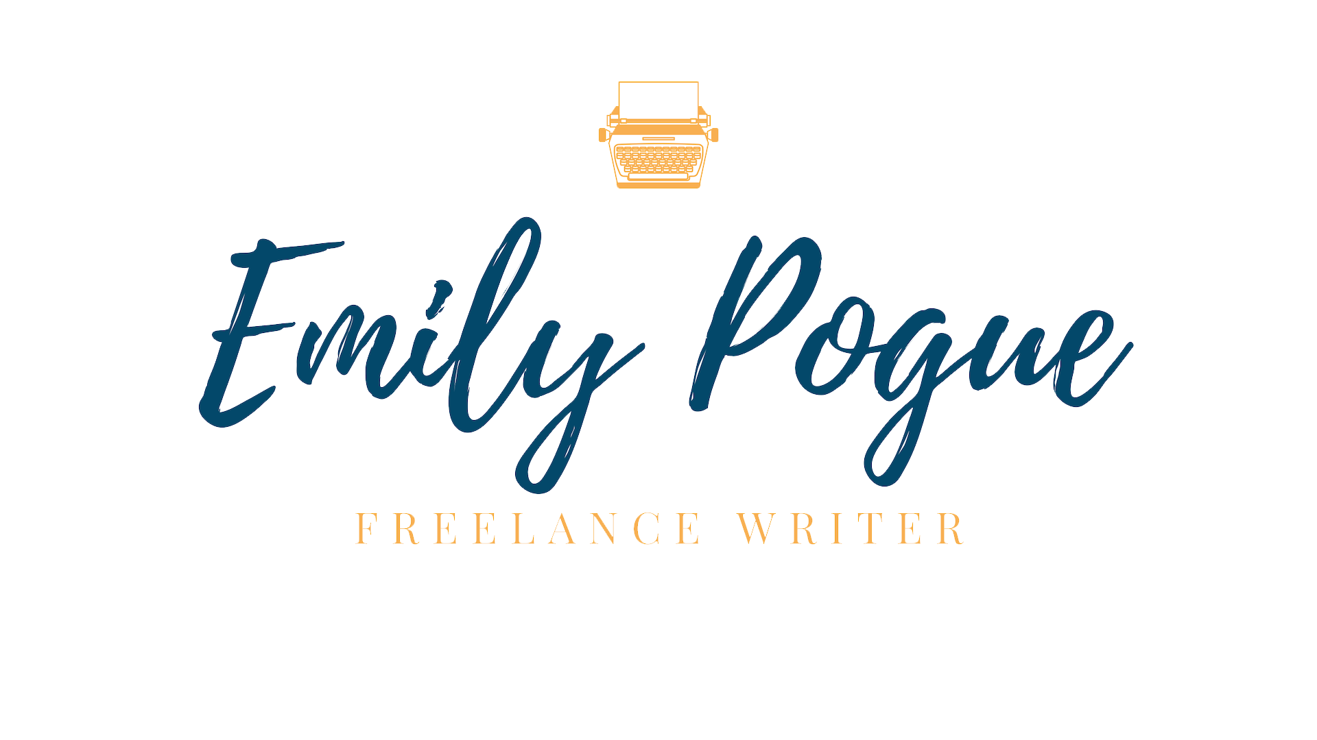Emily Pogue Freelance Writing